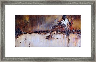 Boundary Waters Framed Print