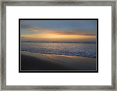 Boundless Framed Print by Betsy Knapp