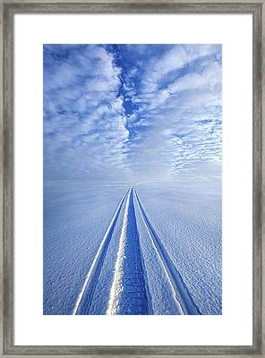Framed Print featuring the photograph Boundless Infinitude by Phil Koch