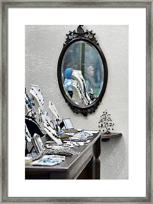 Boutique Framed Print by JAMART Photography