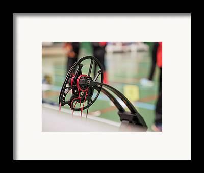Bow Framed Prints