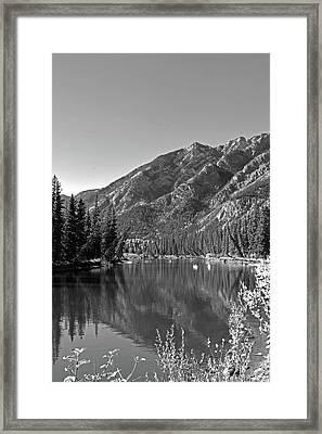 Bow River No. 2-2 Framed Print