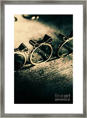 Bow Tie Event Framed Print by Jorgo Photography - Wall Art Gallery