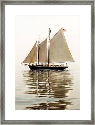 Bowditch Framed Print by Fred LeBlanc
