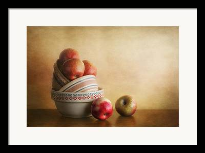 Soup Bowl Framed Prints