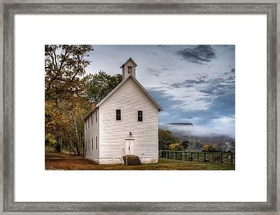 Boxley Church Framed Print