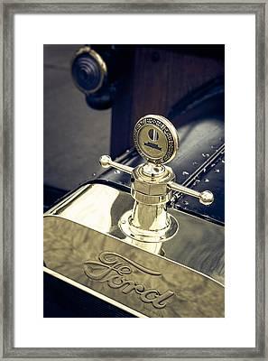 Boyce Motometer Framed Print by Caitlyn  Grasso
