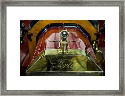 Boyce Motometer Framed Print by Paul Freidlund