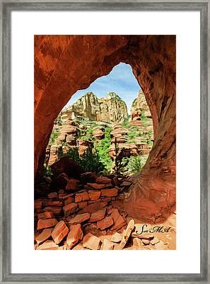 Boynton 04-641 Framed Print