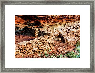 Boynton Canyon 08-012 Framed Print