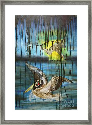 Bp Or You Framed Print by Tbone Oliver