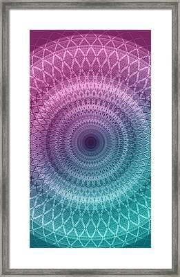 Brain Balance Framed Print