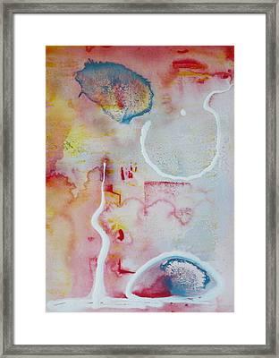 Brainchild Framed Print