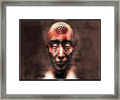 Brainwashed Framed Print by Robert  Adelman