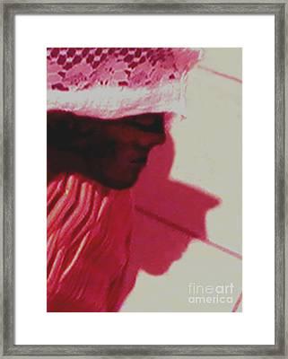 Brainwashed Framed Print