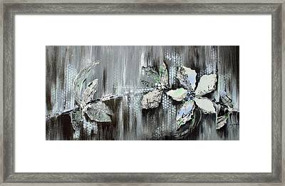 Framed Print featuring the painting Branches Of Fun by Joanne Smoley