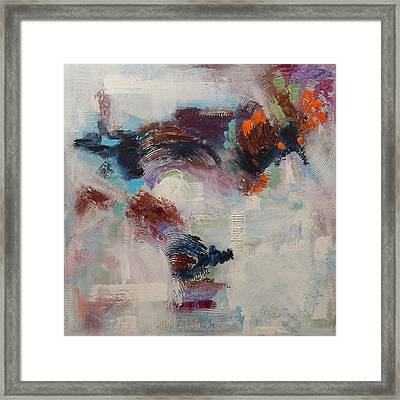 Brand New Vision Framed Print by Sue Furrow