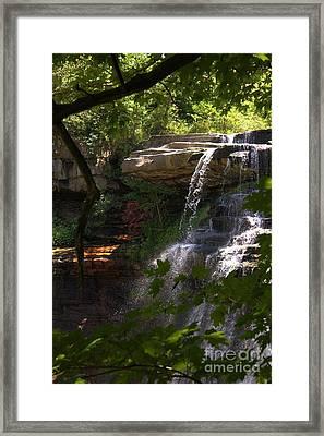 Brandywine Falls Framed Print