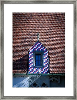 Bratislava Framed Print