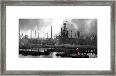 Brave New World 7d10358 V3 Long Framed Print