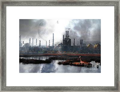 Brave New World 7d10358 V3 Framed Print by Wingsdomain Art and Photography