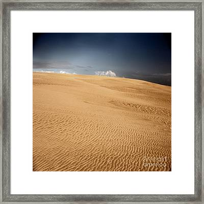 Framed Print featuring the photograph Brave New World by Dana DiPasquale
