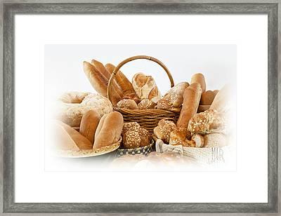 Bread Arrangement #1 Framed Print