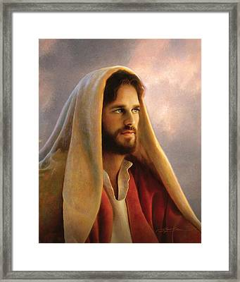 Bread Of Life Framed Print