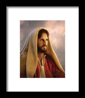 Life Of Christ Framed Prints