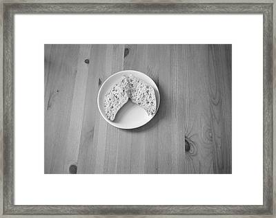 Bread Wings Framed Print