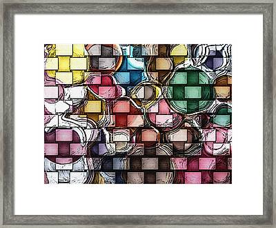 Breaking Barriers Framed Print by Lisa S Baker