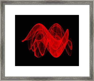 Breaking Wave I Framed Print