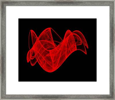 Breaking Wave IIi Framed Print