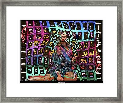 Breakout Framed Print