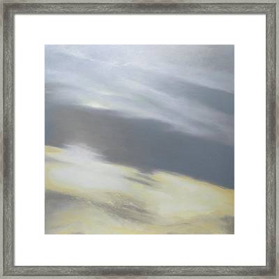 Breakthrough 2 Framed Print by Cap Pannell