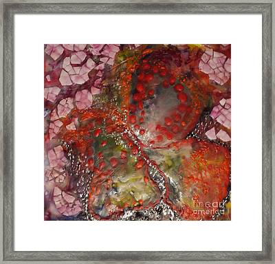 Breakthrough Framed Print by Heather Hennick