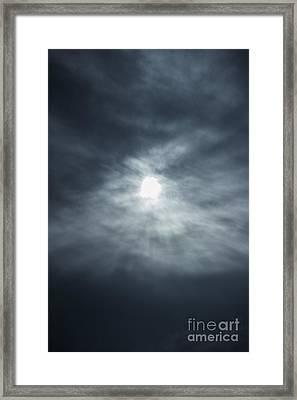 Breakthrough Framed Print by Roberta Byram