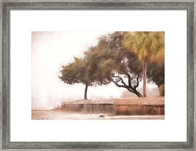 Breakwater Hilton Head Island Framed Print