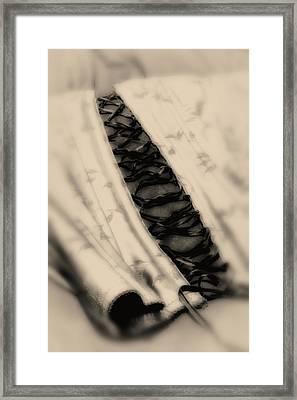 Breath Free Framed Print by Marnie Patchett