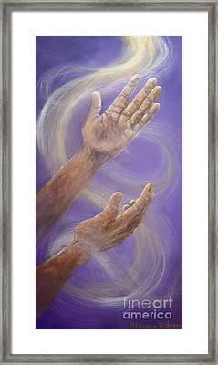 Breath Of Heaven Framed Print