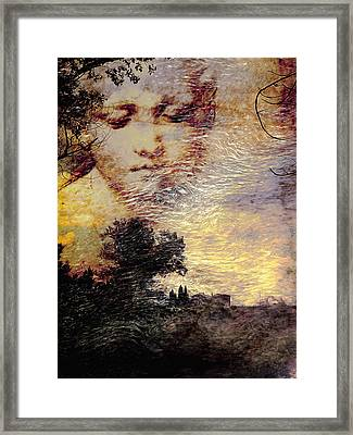 #breath Of The World Framed Print by Graceindirain Imagery
