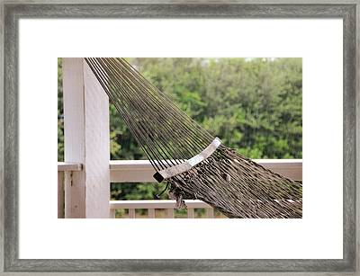 Breathe Easy Framed Print by JAMART Photography