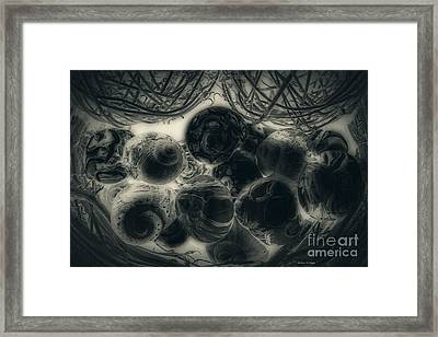 Breathe In New Life Framed Print by Sandra Gallegos