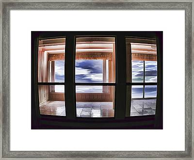 Breathing Space Framed Print by Wendy J St Christopher