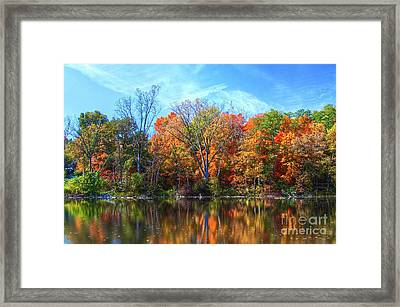 Breathless Framed Print
