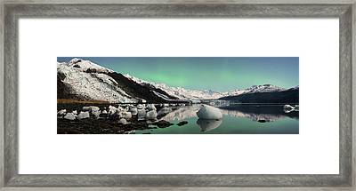 Breathless Framed Print by Ted Raynor