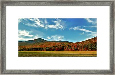 Breathtaking Autumn  Framed Print by Andy