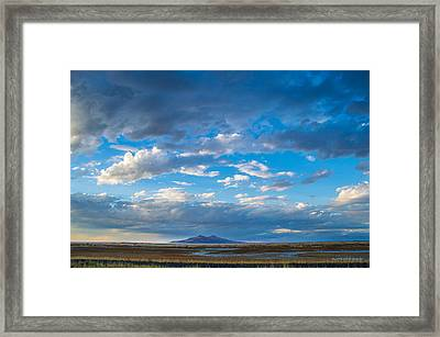 Breathtaking Nature Framed Print