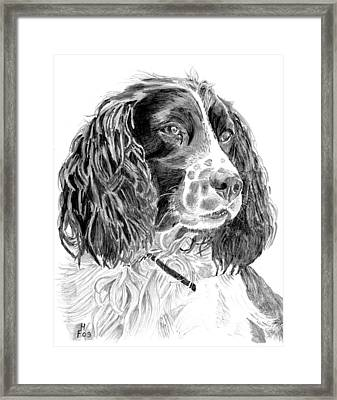 Brecon Framed Print