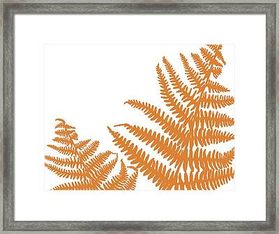 Brecon Framed Print by Sarah Hough